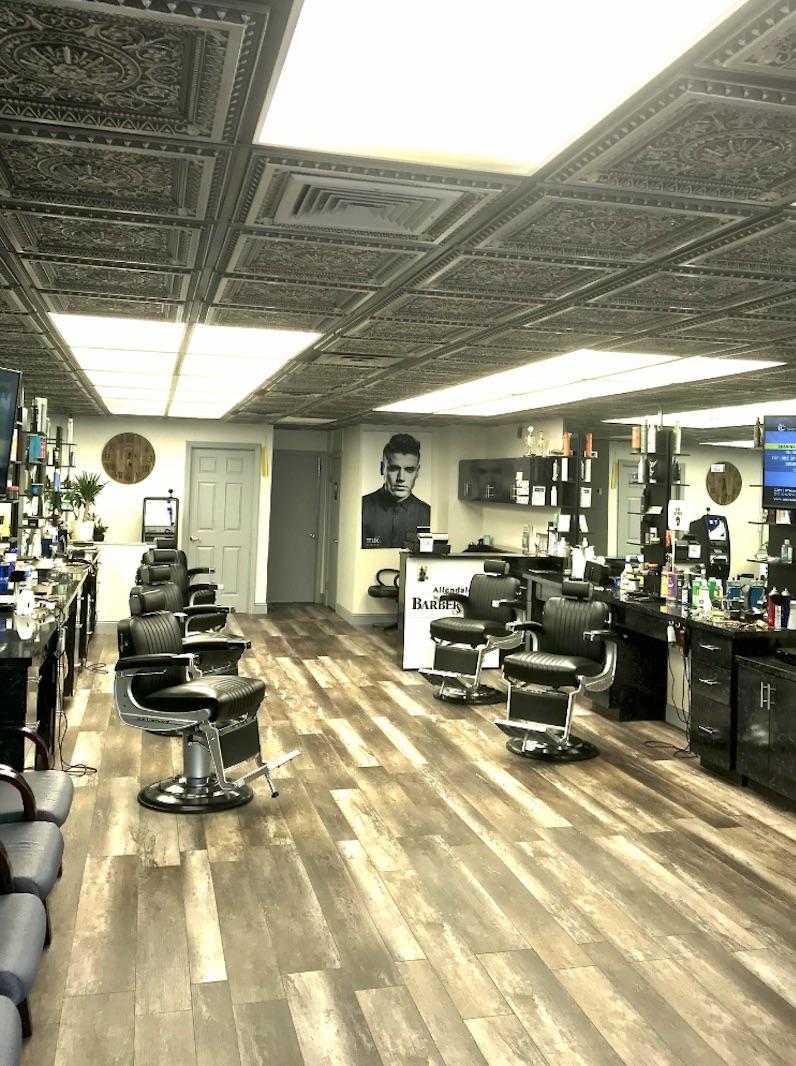 Home   Allendale Barbershop